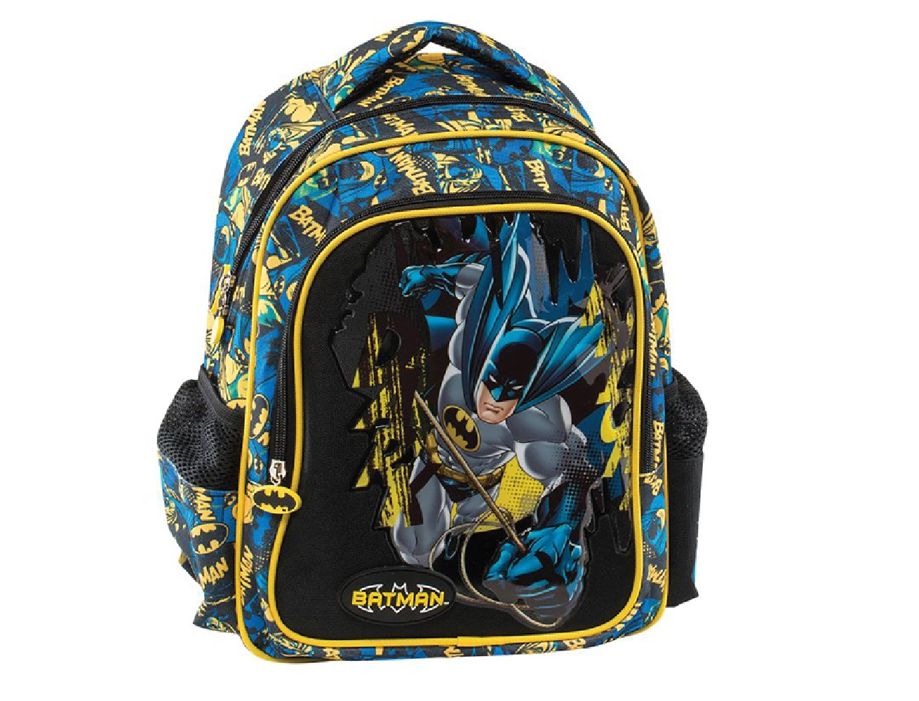 4e16cd1fe56 Τσάντα Πλάτης Νηπιαγωγείου Batman - Graffiti - Lexicon Shop