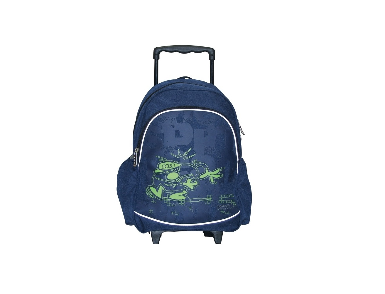 Σχολική Τσάντα Polo TROLLEY JUNIOR II - Lexicon Shop 91e8beb1a20