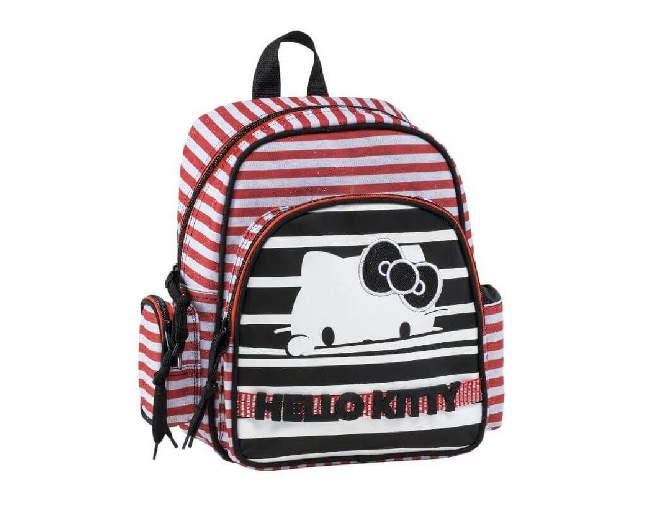 2f1768007e Σακίδιο Νηπιαγωγείου Hidden Stripes - Hello Kitty - 188292 - Lexicon ...