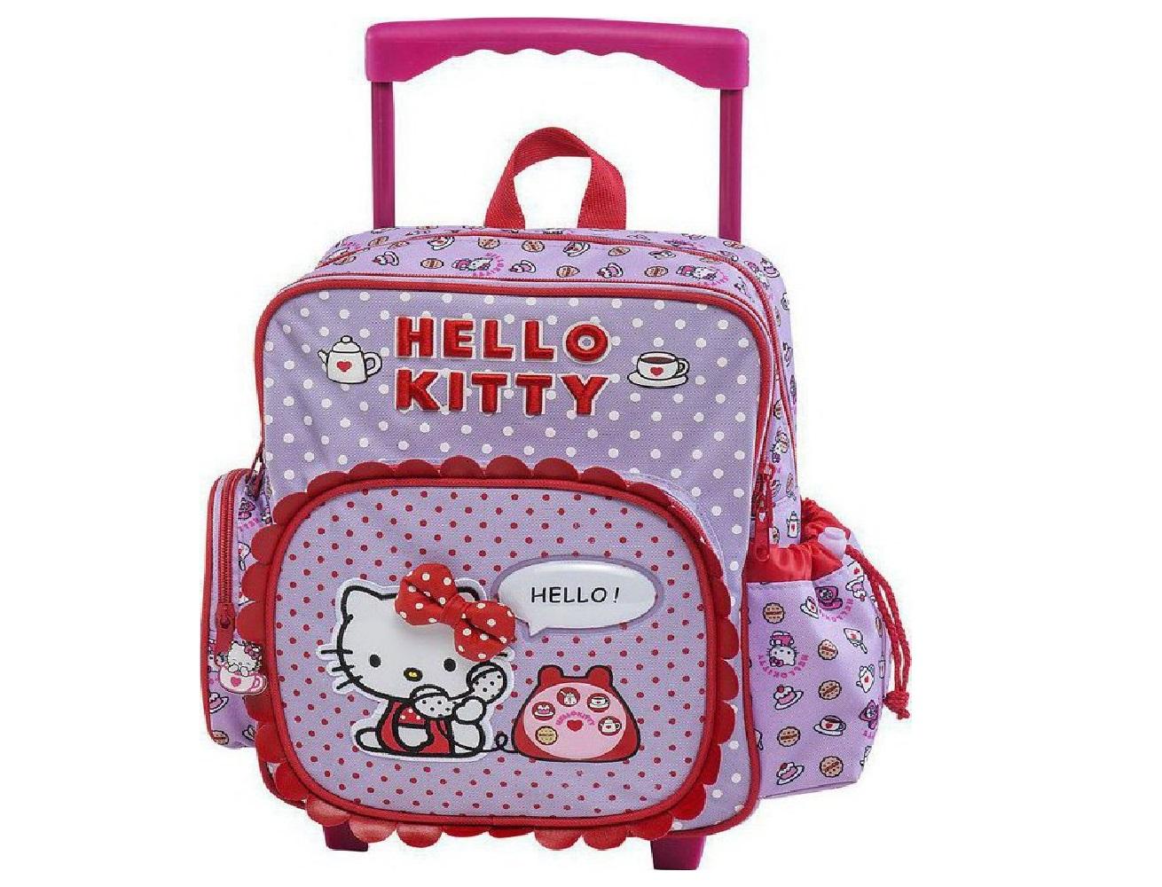 021dbe96fd Σακίδιο τρόλεϊ Hello Kitty - Graffiti - 255716 - Lexicon Shop