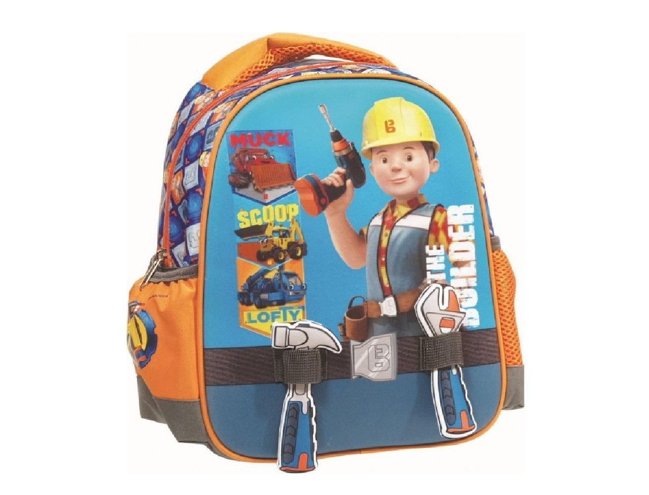 71212a6ef9a Σακίδιο πλάτης Νηπίου Bob The Builder Tools-GIM-349-41054- Lexicon