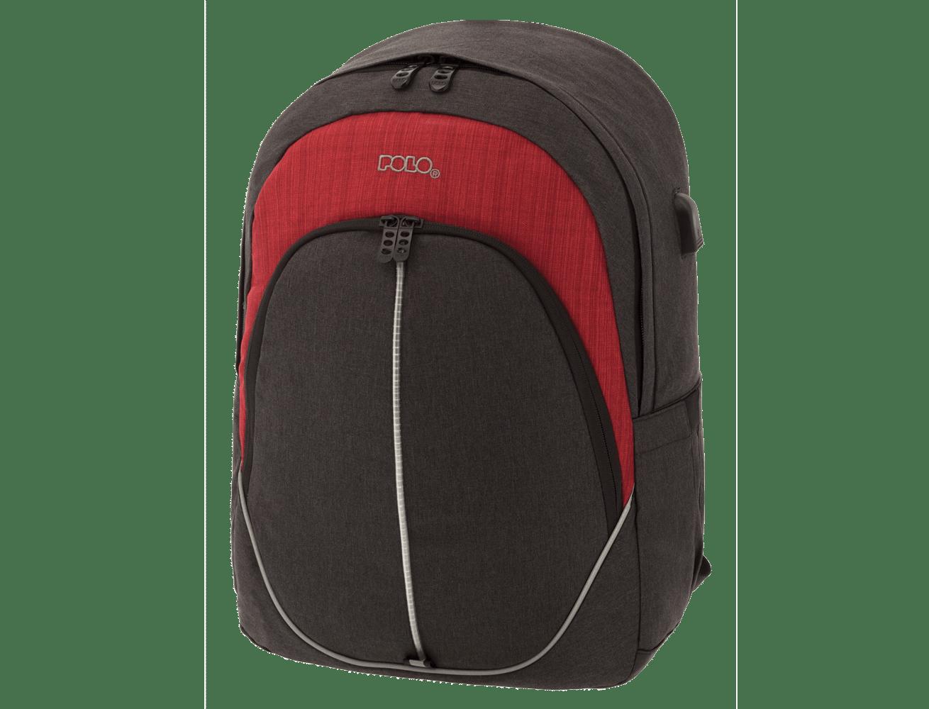 37cf8d1ea4 Σακίδιο πλάτης Polo Led - 9-01-250-30 - Lexicon Shop
