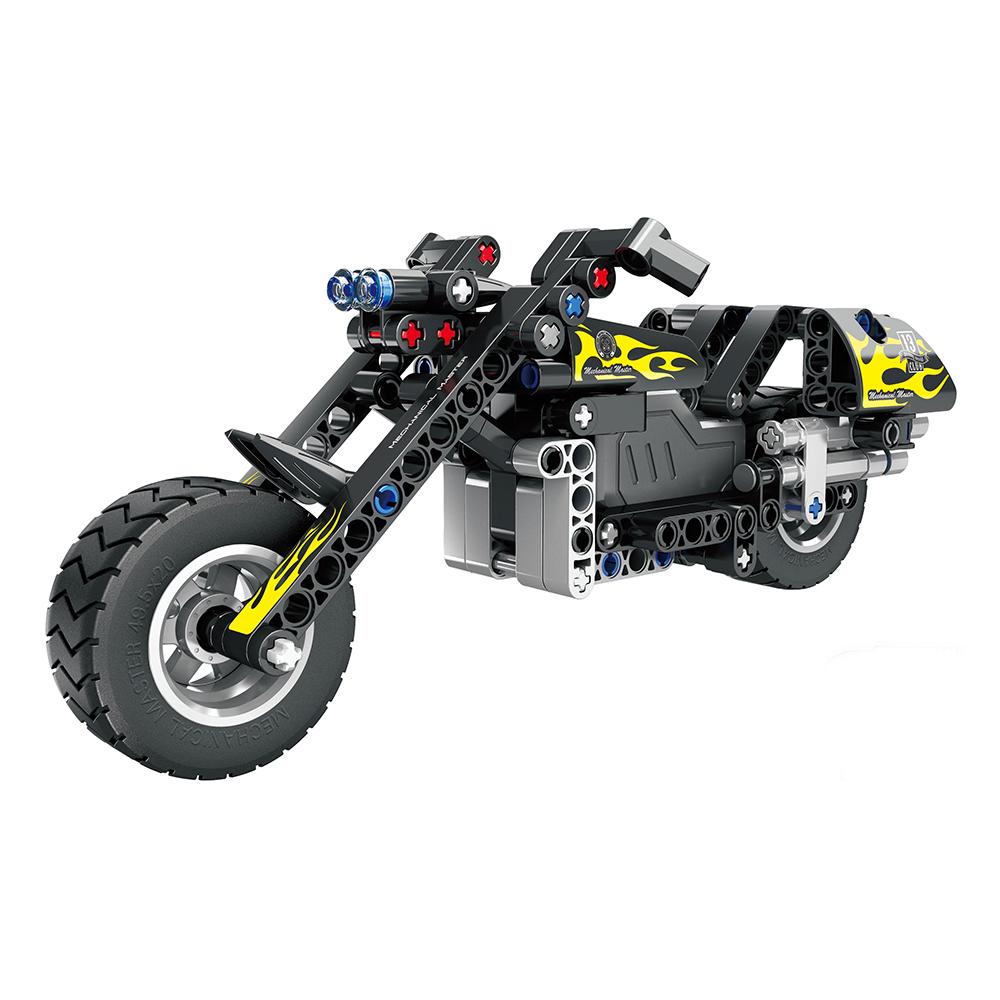Κατασκευή Pull Back Μηχανή - Q5801