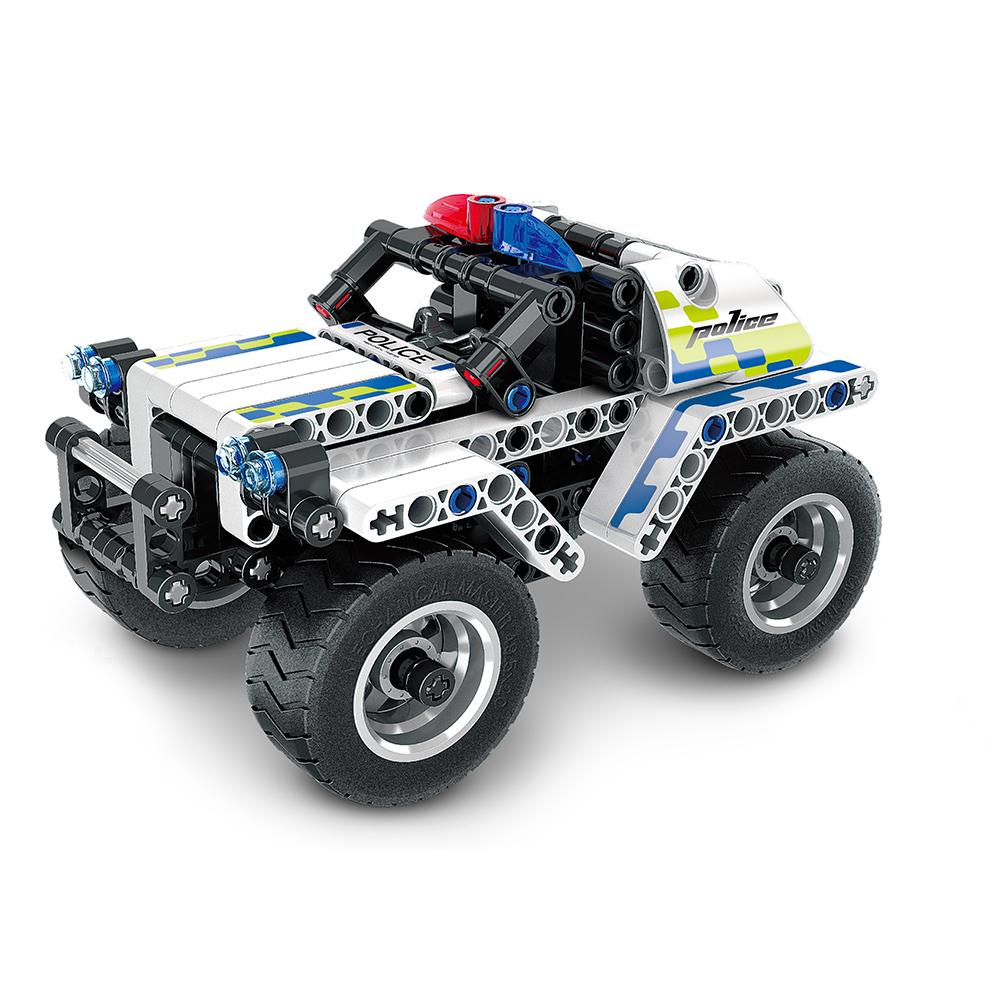 Police Car - Μαθηματική Βιβλιοθήκη - Q5805