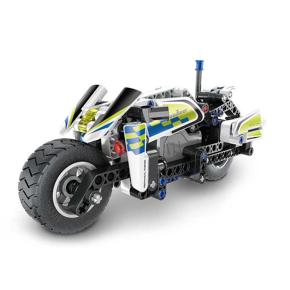 Police Motorbike - Μαθηματική Βιβλιοθήκη - Q5806
