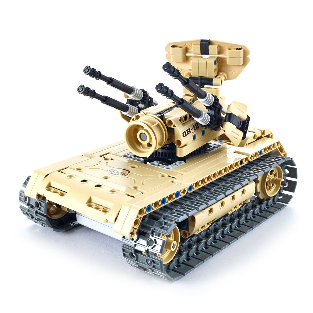 Anti-aircraft Tank Τηλεκατευθυνόμενο - Μαθηματική Βιβλιοθήκη - Q8012