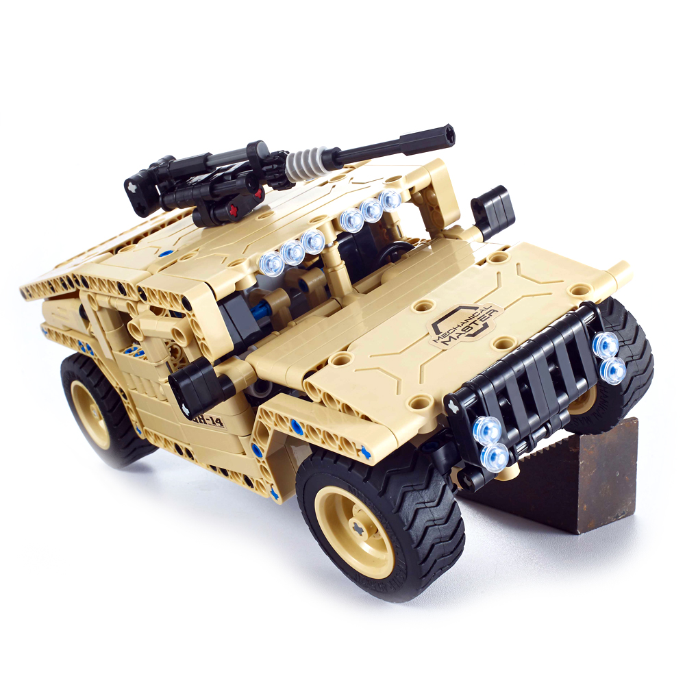Armed Off-road Vehicle Τηλεκατευθυνόμενο - Μαθηματική Βιβλιοθήκη - Q8014