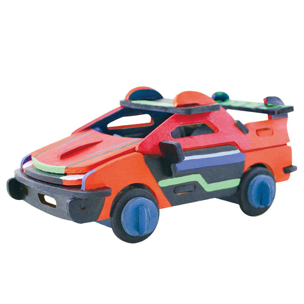 3D Painting Κατασκευή - Racing Car - PC256