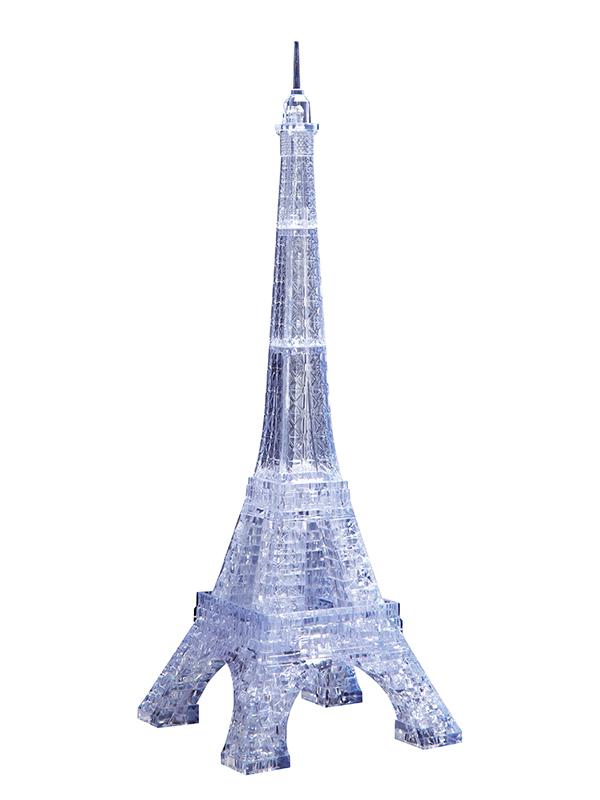 Eiffel Tower (Διαφανής Πύργος του Άιφελ) - Κρυστάλλινο 3D Παζλ - 91007