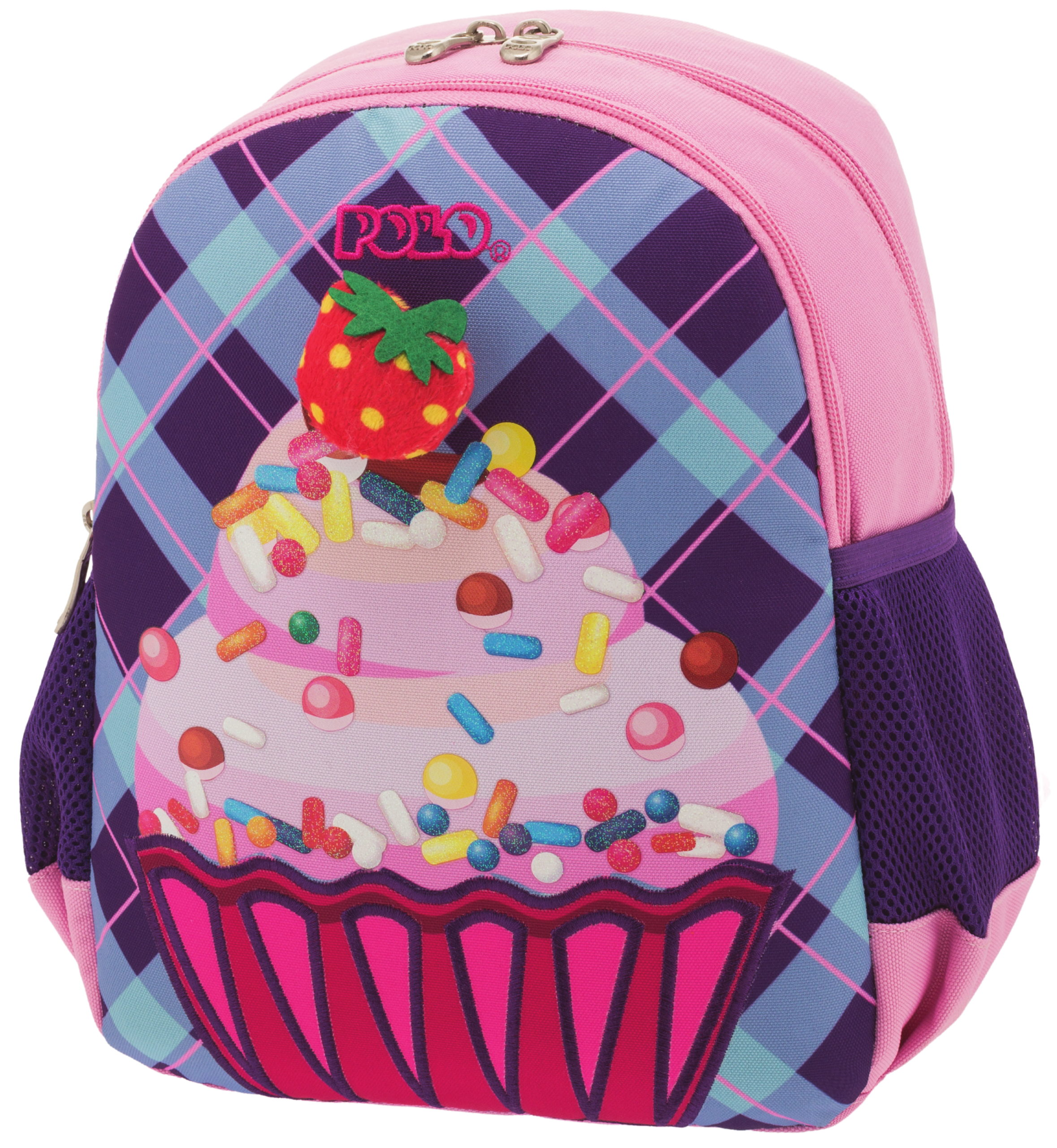 Cupcake Animal Junior σακίδιο πλάτης Polo – 9-01-014-64