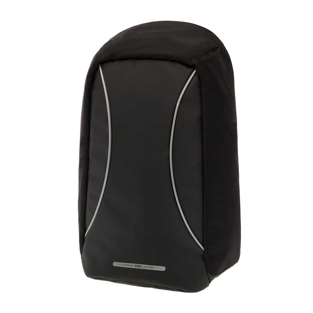 f3109b1571 Τσάντα πλάτης Polo Anti-Theft 9-02-001-02 - Lexicon Shop