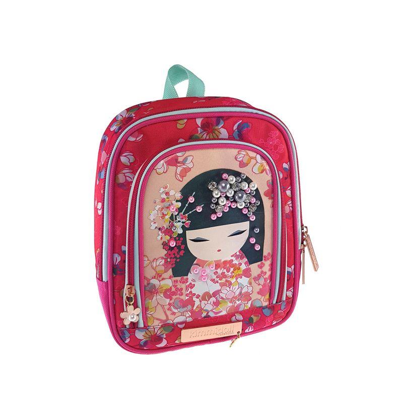 Sumi Kimmidoll Τετράγωνο backpack - 193372