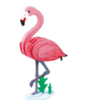 3D Painting Κατασκευή - Flamingo - PC206