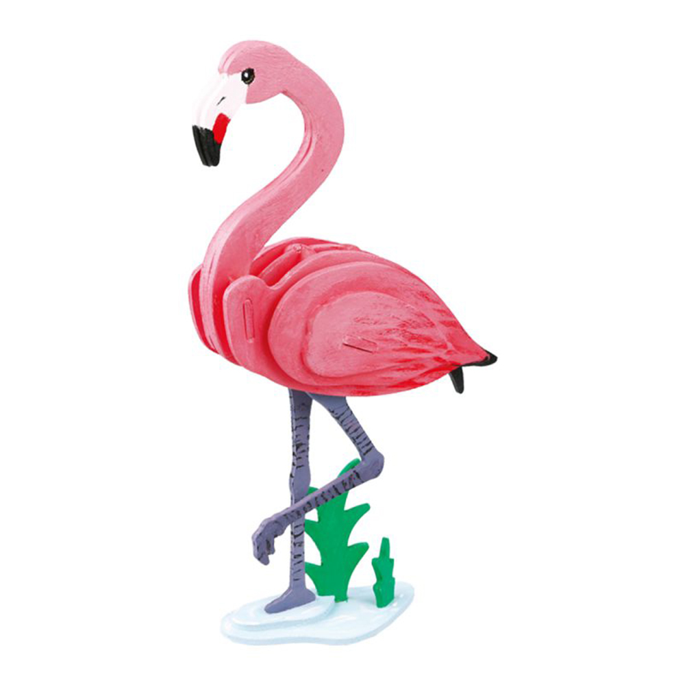 3D Painting Κατασκευή - Flamingo - PC206