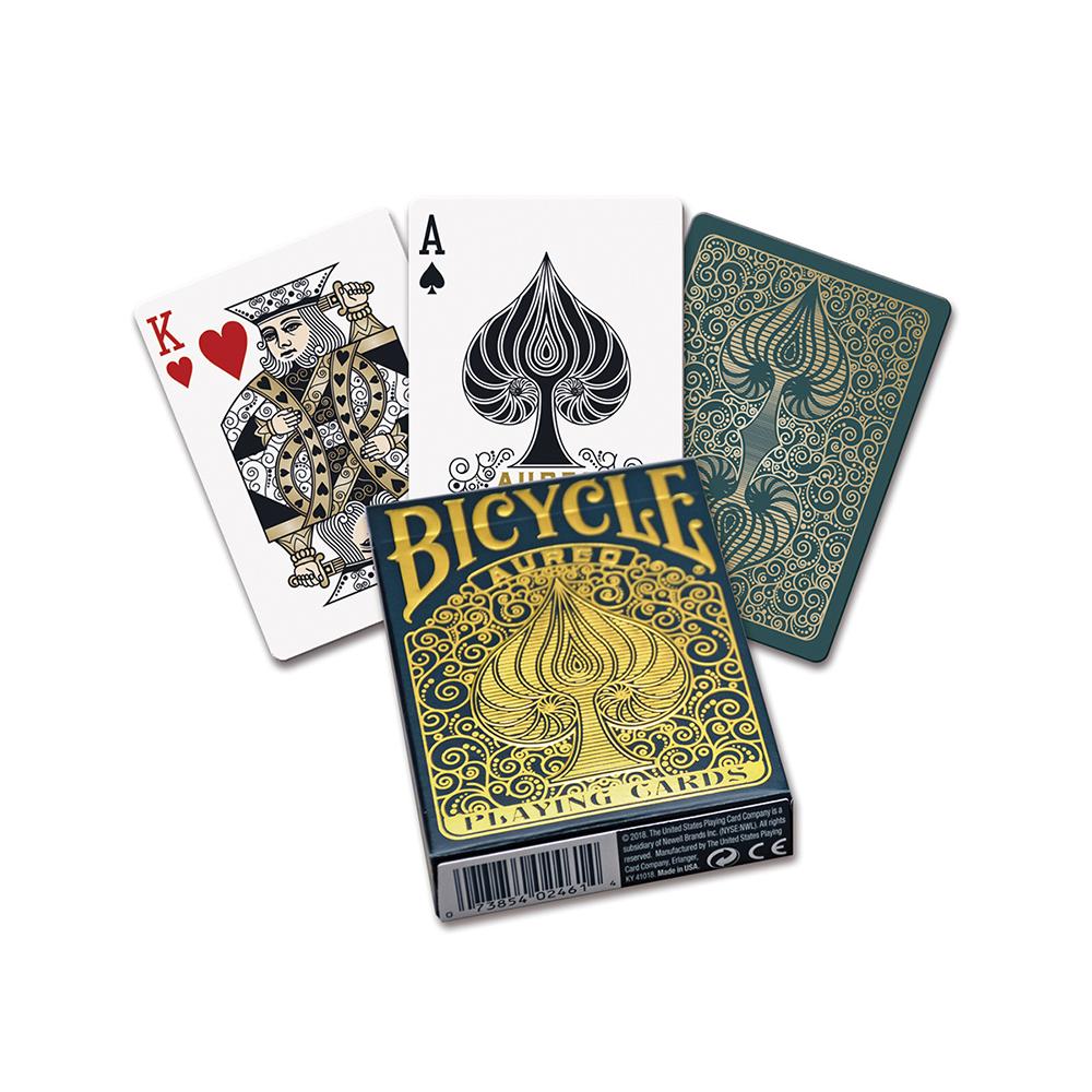 Aurea - Συλλεκτική Τράπουλα Bicycle - 1042051
