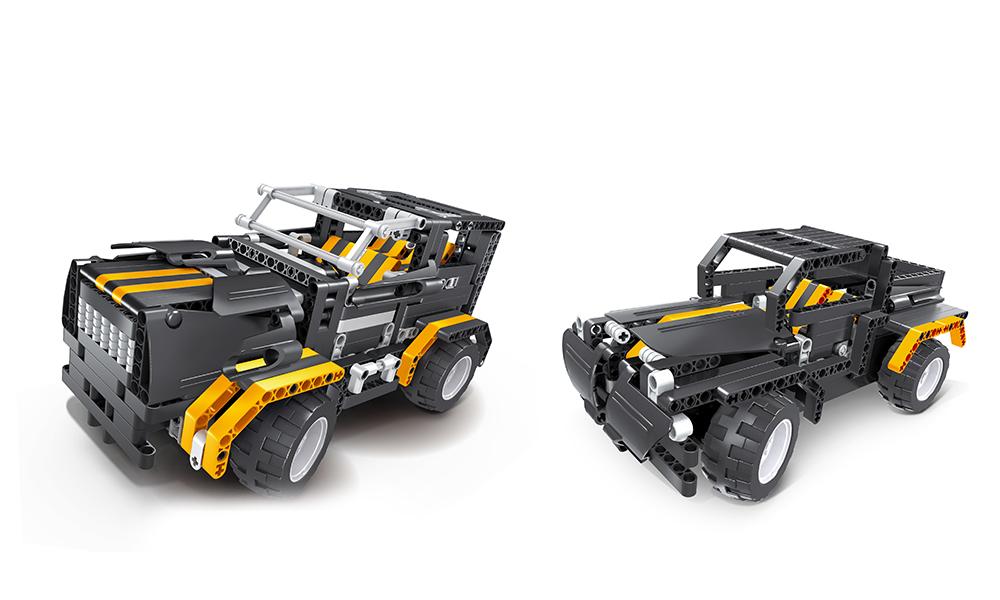 SUV Αυτοκίνητο και Pick Up Φορτηγό - Τηλεκατευθυνόμενο - Q8001