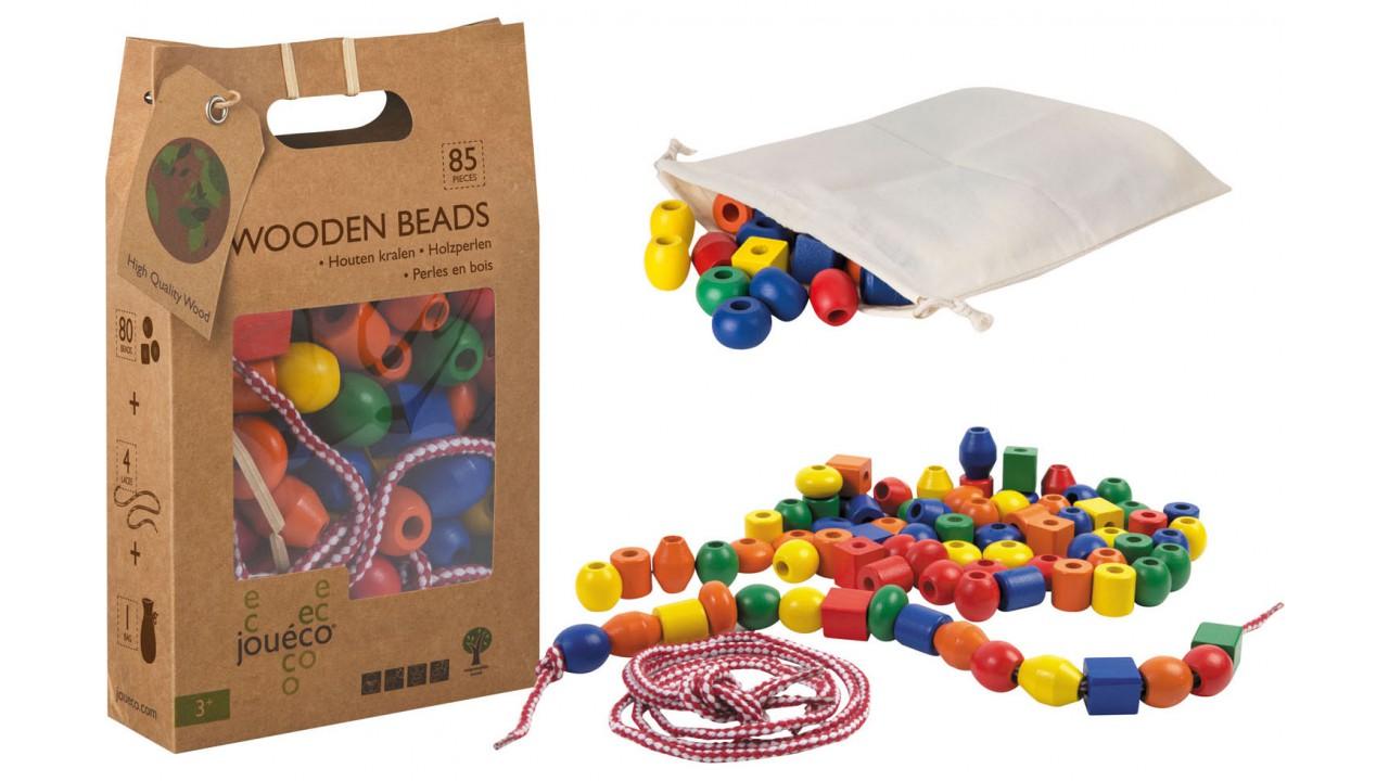 Beads - Ξύλινες Χάντρες - 80020
