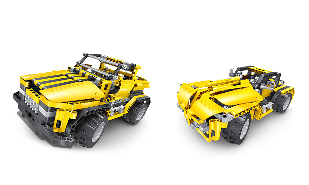 Roadster Αυτοκίνητο και Pick Up Φορτηγό - Τηλεκατευθυνόμενο - Q8003