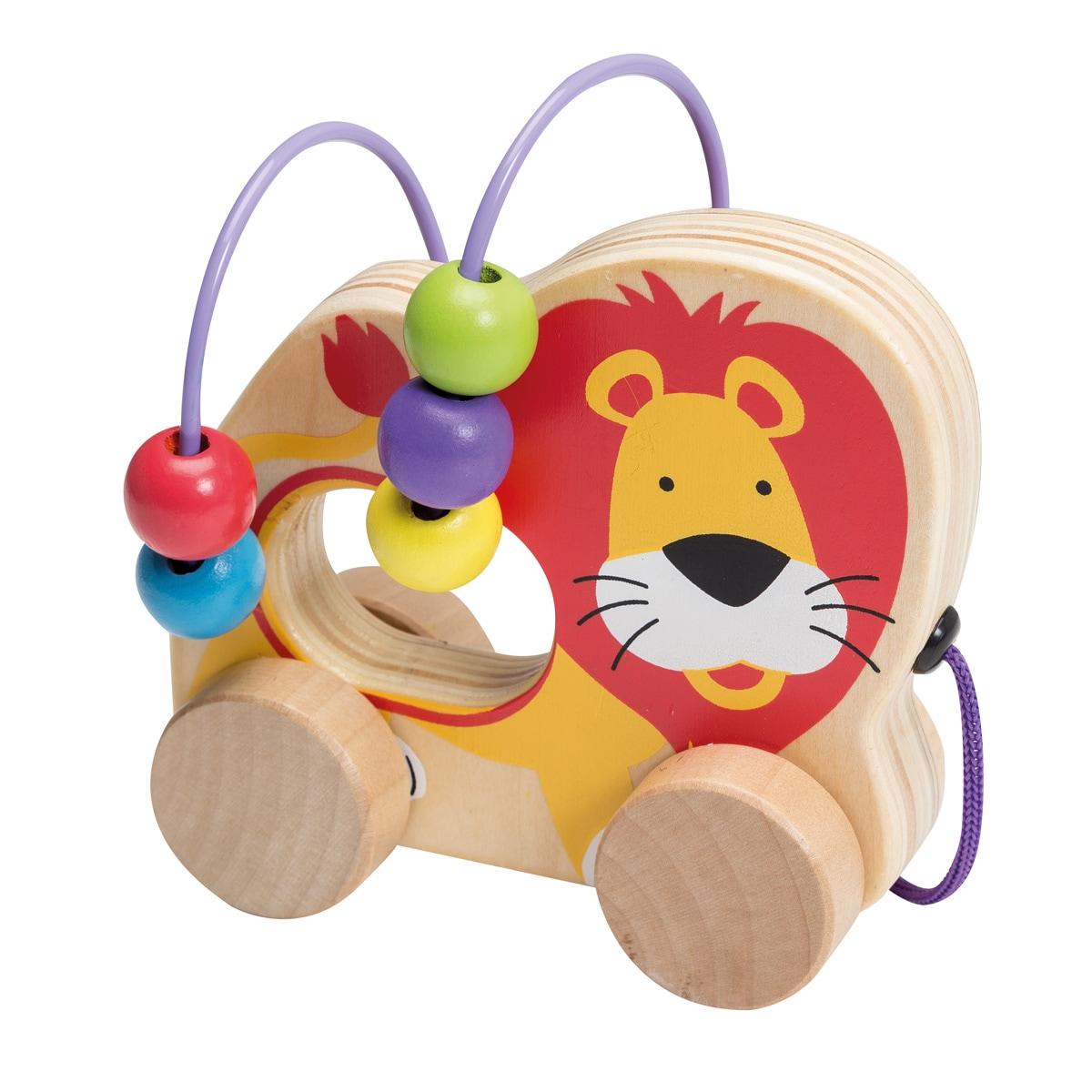 Lion - Λιονταράκι Δραστηριοτήτων - 80030-li