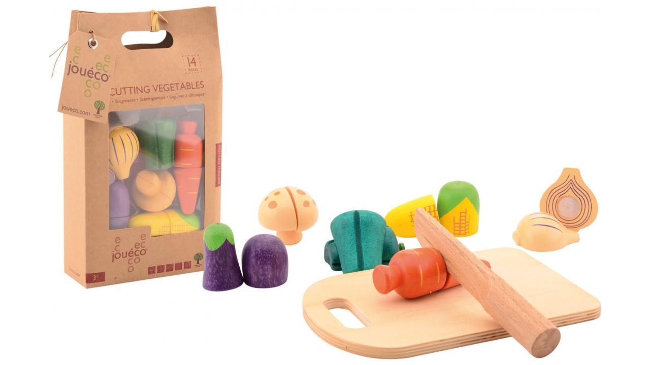 Vegetables - Μαθαίνω να κόβω τα λαχανικά - 80073