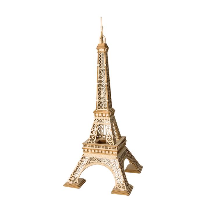 3D Ξύλινη Κατασκευή - Eiffel Tower - TG501