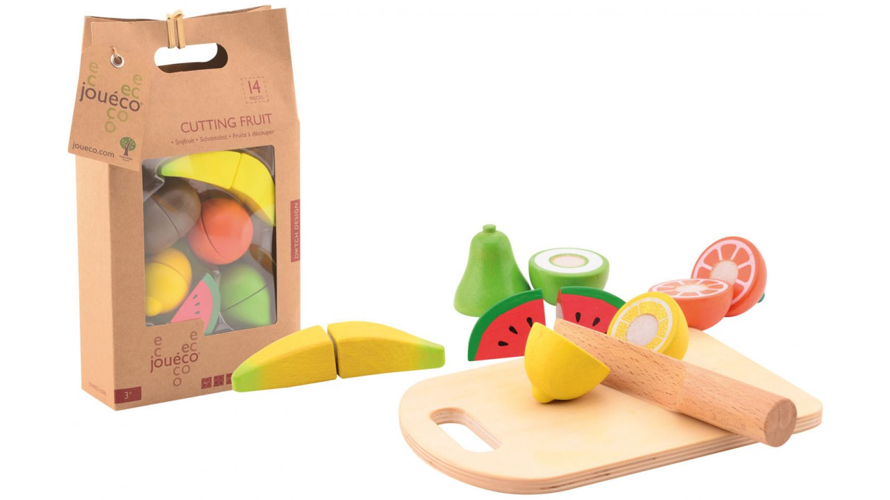 Fruits - Μαθαίνω να κόβω τα φρούτα- 80072